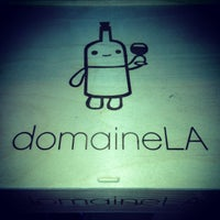 Photo taken at DomaineLA by Richie A. on 10/5/2013