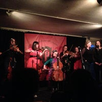 Photo taken at Club Passim by Kee H. on 4/28/2013