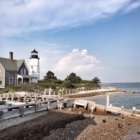 Photo taken at Sandy Neck Lighthouse by Kee H. on 10/12/2013