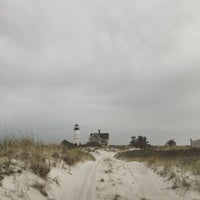 Photo taken at Sandy Neck Lighthouse by Kee H. on 5/16/2015