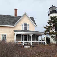 Photo taken at Sandy Neck Lighthouse by Kee H. on 4/27/2014