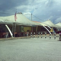 Photo taken at Pantai Kelanang by Norain S. on 11/13/2012