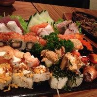 Foto tirada no(a) Kawa Sushi | 川 por Nádia R. em 7/7/2013