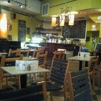 Photo taken at Melodies Cafe by Sheik R. on 1/18/2013