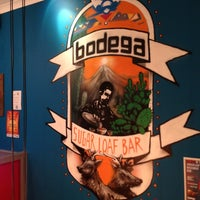 Photo taken at Bodega Bar & Cantina by Elijah J. on 10/23/2012