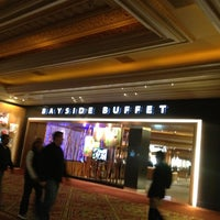 Photo taken at Bayside Buffet by Randy N. on 2/12/2013