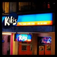 Photo taken at Kikis by Daryl A. on 2/2/2014