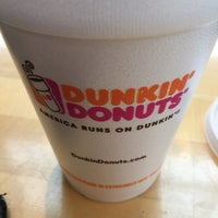 Photo taken at Dunkin' Donuts by uǝq on 2/2/2016