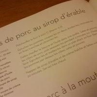 Photo taken at Les CoKo's aux fourneaux by Sébastien L. on 11/23/2014