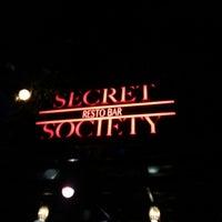 Photo taken at Secret Society by Sébastien L. on 3/8/2013