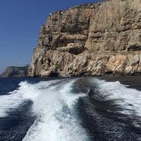 Photo taken at Grotte Di Nettuno by dyuka on 7/16/2015