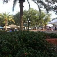 Photo taken at Ybor Saturday Market by Cody N. on 12/14/2013