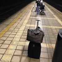 Photo taken at Stazione Caronno Pertusella by Gianluca C. on 10/21/2013