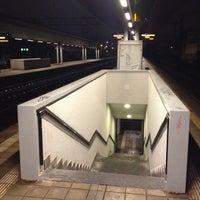 Photo taken at Stazione Caronno Pertusella by Gianluca C. on 2/17/2014