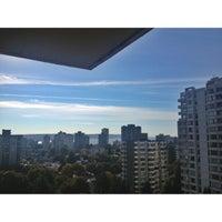 Photo taken at Empire Landmark Hotel by Mosab B. on 10/4/2012