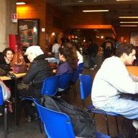Photo taken at Casino Duoc Sede Valparaiso by Sebastián V. on 10/12/2012