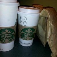 Photo taken at Starbucks by Corinne Jay H. on 9/21/2012
