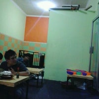 Photo taken at Nasi Uduk Cak Bejo by Bayu H. on 11/27/2012