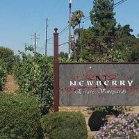 Photo taken at Newberry Estate Vineyards by Angela B. on 7/9/2013