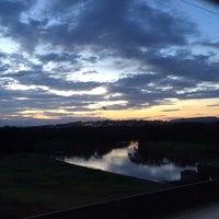 Photo taken at Rio dos Sinos by Lucas S. on 4/22/2014