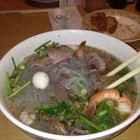 Photo taken at Pho Soc Trang by Emily G. on 7/22/2013