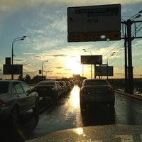 Photo taken at Рублёво-Успенское шоссе by Elizaveta K. on 5/22/2013