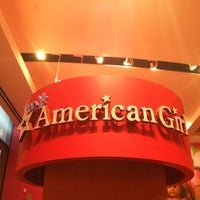 Photo taken at American Girl Place by Clarke A. on 1/26/2013