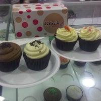 Photo taken at Kitsch cupcakes by Kareem K. on 10/2/2012