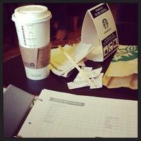 Photo taken at Starbucks by bri_rodr on 5/29/2013