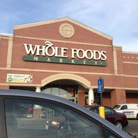 Photo taken at Whole Foods Market by Timothy B. on 6/23/2013