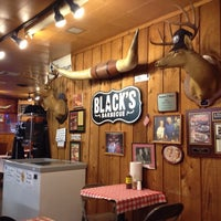 Photo taken at Black's Barbecue by Ian P. on 11/20/2013