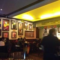 Photo taken at Hard Rock Cafe Bogota by Fredy C. on 4/26/2013