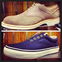 Photo taken at Sperry Top-Sider Century City by David T. on 2/14/2013
