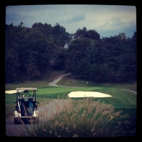 Photo taken at Diamond Ridge Golf Course by Heather R. on 9/30/2012