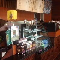 Photo taken at Wawee Coffee by Gigguu G. on 4/25/2014