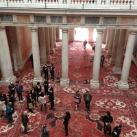 Photo taken at Palazzo Grassi by Micaela S. on 4/6/2013