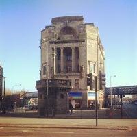 Photo taken at Glasgow Cross by Derek C. on 2/27/2013