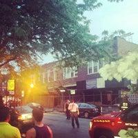 Photo taken at Huey's Hot Dogs by Derek C. on 5/27/2014