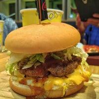 Photo taken at Fatburger by aBenk X. on 12/25/2015