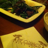 Photo taken at P.F. Chang's by Stefanie G. on 2/17/2013