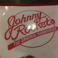 Photo taken at Johnny Rockets by Joshua L. on 9/26/2012