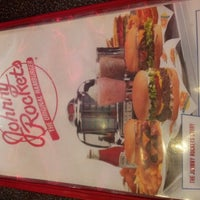 Photo taken at Johnny Rockets by Joshua L. on 9/28/2012