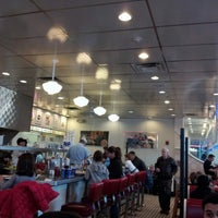 Photo taken at Johnny Rockets by Joshua L. on 11/6/2012