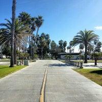 Photo taken at Ocean Park Playground by Josiah S. on 1/10/2013