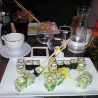 Photo taken at Planet Sushi by Carole on 6/13/2013