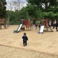Photo prise au Aire de jeux du Parc Monceau par Carole le5/13/2016