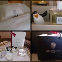 Photo taken at Spa Guerlain by Carole on 7/13/2015