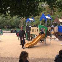 Photo prise au Aire de jeux du Parc Monceau par Carole le9/30/2017