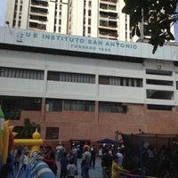 Photo taken at U.E. Instituto San Antonio by José B. on 12/8/2012