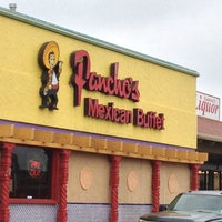 Photo taken at Pancho's Mexican Buffet by Sean A. on 4/8/2013